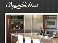 Beautiful Heat web site